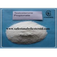 Cutting Cycle Testosterone Propionate CAS 57-85-2 Test Prop Body Building Anti Estrogen Steroid Hormone Manufactures