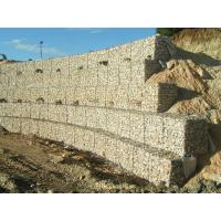 Construction Wire Gabion Basket Stone For Retaining Wall Construction Manufactures
