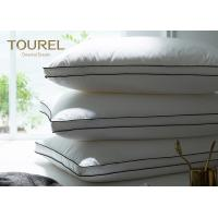 OEM Polyester Neck And Head Hotel Comfort Pillows With Memory Foam Manufactures