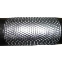 Buy cheap Customized Durable Leather Embossing Roller For Plastic , Glass , Paper from wholesalers