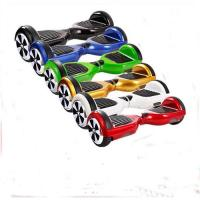 6.5 Inch Self Balancing Stand Up Electric Scooter Hoverboard 2 Wheel , Electric Smart Scooter Manufactures