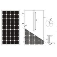 50W poly  solar panels  with CE/TUV certificate , solar models,high efficiency Manufactures