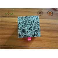 Fancy Sliding Drawer Paper Gift Packaging Box , Cardboard Jewelry Boxes Manufactures