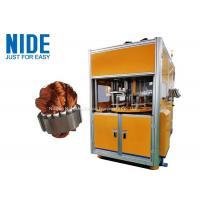 Fully auto 4 stations induction motor stator coil winder and insertion machine for electric motor manufacturing Manufactures