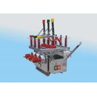 ZW10-XDG Series High Voltage Circuit breaker Outdoor Dual Power Switch Device Manufactures