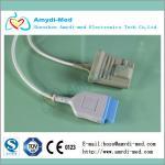 GE S/5 OxyTip+TS-SA4-GE Compatible SpO2 Sensor Manufactures