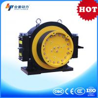 China 1000kg Elevator gearless traction machine on sale