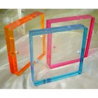acrylic sheet photo frame Manufactures