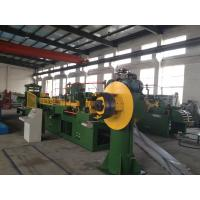Silicon steel cut to length line, transformer lamination manufacturing machinery Manufactures