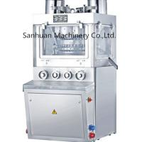 Adjustable Chemistry / Pharmaceutical Packaging Machinery Tablet Compression Machines Manufactures