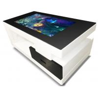 TFT Commercial Multi Touch Screen Table 43 Inch Digital Totem Touch Smart Table Manufactures