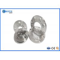 China Customized Alloy Steel Slip On Pipe Flanges on sale