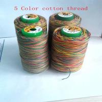 Multi-Color  Sewing Thread Manufactures