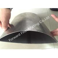 China Special Shaped Perforated Metal Pipe With High Speed Hole Punching on sale