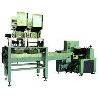 High Efficiency Straws Automatic Packing Machine 4Kw 220V PLC Control System Manufactures