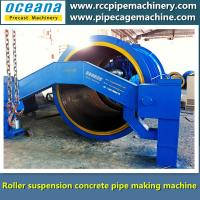 XG Series Concrete Pipe Making Machine Manufactures