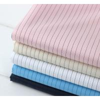 China Various Color Dust Proof Anti Static Fabric Polyester Material 125 G/M2 Weight on sale