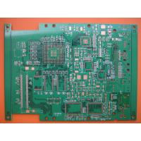 Prototype Green ENIG Printing Circuit Board for Autocar , Lead Free HASL Universal PCB Boards Manufactures