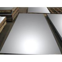 2B / BA / 8K Finish Cold Rolled 430 / 201 / 202 Stainless Steel Sheet / Sheets Manufactures