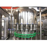 China 5.03KW Power Automated Pet Bottling Line For Mineral Water , One Year For Free on sale