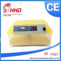 Newest design Cheap quail eggs incubator In Stock With 99% hatching Rate with CE approved Manufactures
