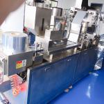 Alu PVC And Alu Alu Blister Packing Machine , Pharma Equipment Automatically Manufactures