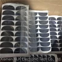 High Grade Silicone Rubber Products Silicone Rubber Gasket Anti Abrasion Manufactures