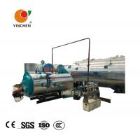 China Industrial 10 Ton Steam Boiler High Efficiency Natural Gas Boiler Low Power Consumption on sale