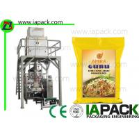 Quality Full Automatic Pouch Packing Machine , Automatic Shrink Wrap Machine for sale