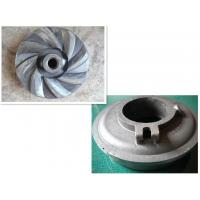 Anti Abrasive Centrifugal Sand Pump , Sand Vacuum Pump Corrosion Resistant Manufactures