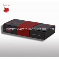 Rigid Paper Chocolate Packaging Boxes , Personalized Package Boxes Manufactures