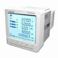 China Multifunction Power Analyzer with RS485 Communication Port, Ideal for Monitoring Electric System on sale