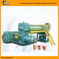 Fully automatic coal fried clay brick making machinery Manufactures
