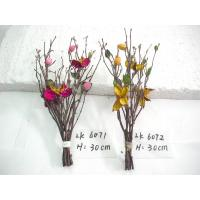 Handmade branch of tree,H:71CM,Natural material holiday decoration and home decoration Manufactures