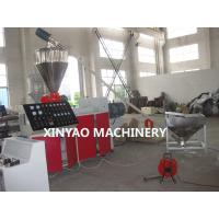 UPVC Double Wall Corrugated Pipe Extruder Machine (63-250mm) Manufactures
