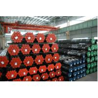 SS41 A36 A35 Round Hollow Section Welded Steel Pipe , 6 Inch Welding Tubes Manufactures