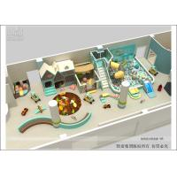 Kis Indoor Play Place Equipment For Restaurant / Childrens Indoor Play Equipment Manufactures