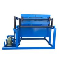 Waste Paper Tray Making Machine , Heavy Weoight Apple Tray Making Machine Manufactures