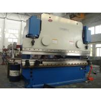 80 ton 2500mm Hydraulic Press Brake Manufacturers For Metal Sheet , Brake Bender Machine Manufactures