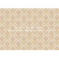 Quality Heat Transfer Wall Film Decorative Wall Paper Design For Home for sale