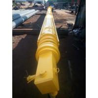 Yellow Foundation Drilling Tools , Construction Friction Or Interlocking Type Kelly Bar Rotary Piling Rig Parts Manufactures