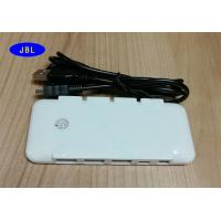 China Extension Data Cable Micro 4 Port Network Hub For Digital Camera / Mobile Phone on sale