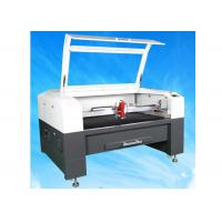Small 150w co2 metal laser cutting machine cutting 1.5mm steel , desktop laser engraver Manufactures