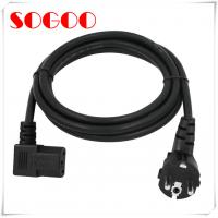 China Kema Keur Eu Power Cable Assembly 250v 16a AC Cable For Computer Curling Iron Kettle on sale