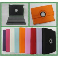 China 360 Rotating PU Ipad Leather Case for Ipad 2 with Stand ,Smart Cover with Magnet IPC-3 on sale