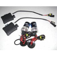 China Stable bright auto hid headlight kit H3 / H7 / 9005 / 9006 / H4-3 12V 24V 35W 55w on sale
