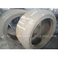 Stainless Steel Forged Steel Products Hot Rolled ID Indent Forged Ring Proof Machined Manufactures