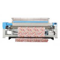 China 22 Heads Digital Embroidery And Sewing Machine High Speed 800 RPM For Clothing on sale