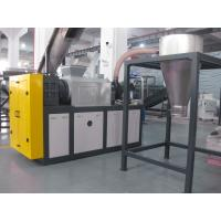 China Squeezing Plastic Recycling Machine PE Film Dryer 90KW Auto Heating / Cooling on sale