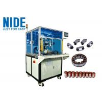 Linear Segment Stator Winding Machine Open Pole Stator Needle Coil Winding Equipment Manufactures